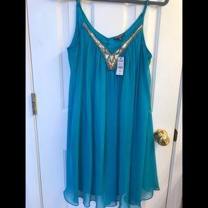 Express flowey dress